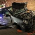 Schwerer Verkehrsunfall B140 - 18.01.2019