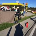 Verkehrsunfall - 19.10.2014